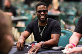 Kevin Hart Plays $100K Super High Roller at PokerStars Championship Bahamas: 'I Don't Need Luck!'