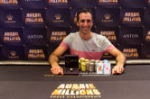 Robert Raymond Wins Event #1 at Aussie Millions for AUD$320,830