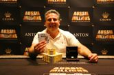 Serge Osalan Wins Event #4: Pot Limit Omaha for AUD$58,315