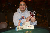 November Niner Jerry Wong Wins 4,756-Entry LHPO Event in Florida