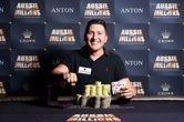 Rodrigo Meneses Triumphs in Event 10 of the 2017 Aussie Millions