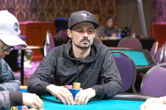 Robert Babb Steals Late-Day Lead in Calgary's Mega Stack Day 1b