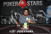Rehman Kassam Wins Record-Breaking 2017 PokerStars Festival London