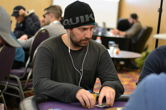 Kyle Hartree Leads Winter Super Stack Main Event After Day 1a
