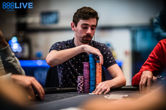 Ludovic Geilich Leads Final Eight in 888Live Main Event