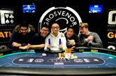 Michael Zhang Takes Down GUKPT London Main Event