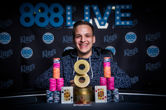 Catalin Pop Wins 888Live Main Event at King's Casino