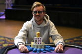 Josh Wallace Earns $78,000 for Winter Super Stack Win