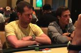 Getting All In With Ace-High on Flop Versus a Maniac