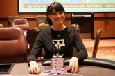 Former 'Loose Cannon' Nadya Magnus Wins WSOPC High Roller