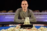 A Colossal Feat: Cord Garcia Wins HPT Golden Gates Again