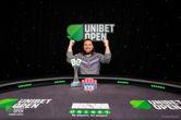 Gerret Van Lancker Wins Unibet Open London 2017 Main Event