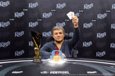 Vladimir Troyanovskiy Wins the €5,300 King's High Roller