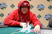 Joey Basaraba and Mike Schmidt Chop the Station Poker Classic Main Event