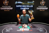 Steve O'Dwyer Wins the HK$400K Super High Roller at PSC Macau