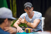 Dan Colman Seeks Another Win at SHR After Bagging WPT Lead