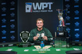 Validation: Years After Main Event Win, Ryan Riess Adds WPT Title