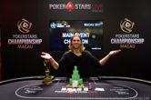 Elliot Smith remporte le PokerStars Championship Macau après un deal et 11 heures de head's up ! (370.000$)