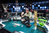 Mizrachi Denied Again: Weinman Takes WPT Tournament of Champions
