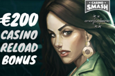 Boost Your Bankroll with a Reload Bonus of up to €200