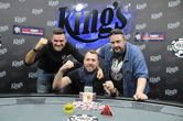 Marcin Chmielewski Wins WSOP International Circuit Main Event