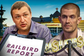 The Railbird Report: Gus Hansen, Tony G Battle in Huge Live Poker Game