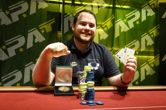 Dave Howard Wins the APAT World Championships Main Event