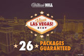 William Hill Wants to Send You to Las Vegas