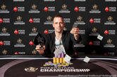 Benny Glaser Wins Another Side Event, Prepares to Crush WSOP Again