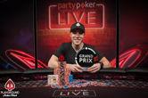 Cassidy Battikha Wins partypoker LIVE Grand Prix Canada
