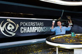 Raffaele Sorrentino Wins the 2017 PokerStars Championship Monte Carlo