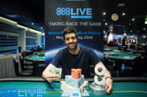 888Live Barcelona Opening Event Ends with Nine-Way ICM Deal