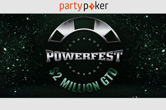 $2 Million Powerfest Super High Roller Targets to Raise $100K for Charity