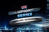partypoker Announces the Online UK Championship Series