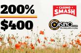 Exclusive Spring Welcome Bonus at Casino.com!