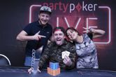 DTD200 Victory is Sweet For Byron Sugars
