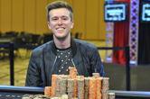 SCOOP 2017 : Runner-up du Main Event WSOP 2016, Gordon Vayo encaisse 692.000$ et un trophée