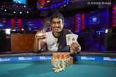 Upeshka De Silva Wins WSOP Event #3: $3,000 No-Limit Hold'em Shootout