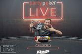 Michal Mrakeš Wins partypoker LIVE MILLION Germany €1,100 Main Event