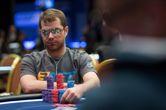 Jonathan Little Faces a Check-Raise Holding Top Pair, Good Kicker