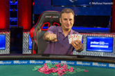 Abe Mosseri Wins Event #9: $10,000 Omaha Hi-Lo 8 or Better Championship