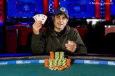 David Singer Wins WSOP Event #14: $1,500 H.O.R.S.E.