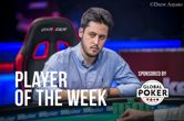Player of the Week: Adrian Mateos Makes WSOP History
