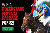Value Packed Sunday at PokerStars on June 18