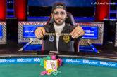 Nadar Kakhmazov Wins WSOP Event #35: $5,000 No-Limit Hold'em 6-Handed