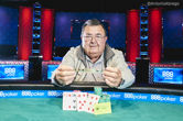 Ernest Bohn Wins WSOP Event #40: $1,500 Seven Card Stud Hi-Lo 8 or Better