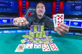 Brian Yoon Wins WSOP Monster Stack Event for $1.1 Million