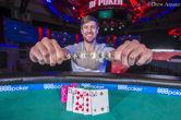 Tom Koral Mounts Huge Comeback to Win WSOP $1,500 Seven Card Stud