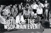 History of the World Series of Poker Main Event: 1970-1979