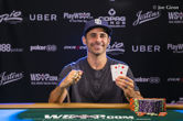 Chris Klodnicki Wins First WSOP Bracelet in $1,500 No-Limit Hold'em
